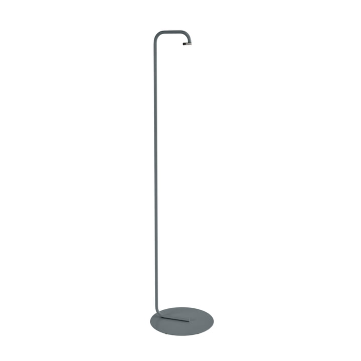 Balad Upright Stand by Fermob in Storm Grey