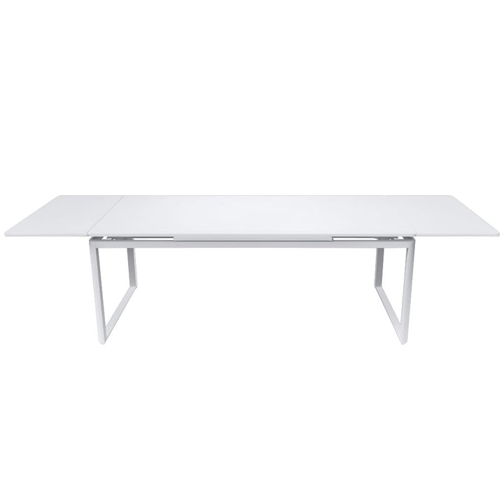 Biarritz Extending Table by Fermob in Cotton White