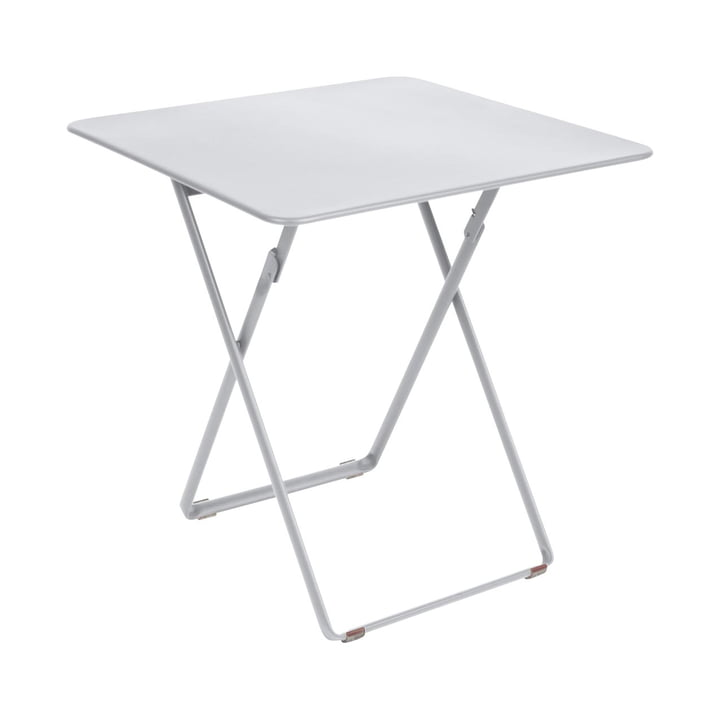 Fermob - Plein Air Table 71 x 71 cm, turquoise