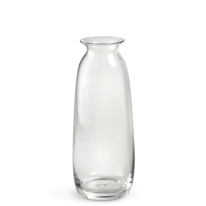 Snowman Glass Carafe by Authentics