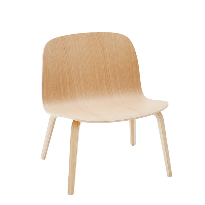 Muuto - Visu Lounge Chair, oak