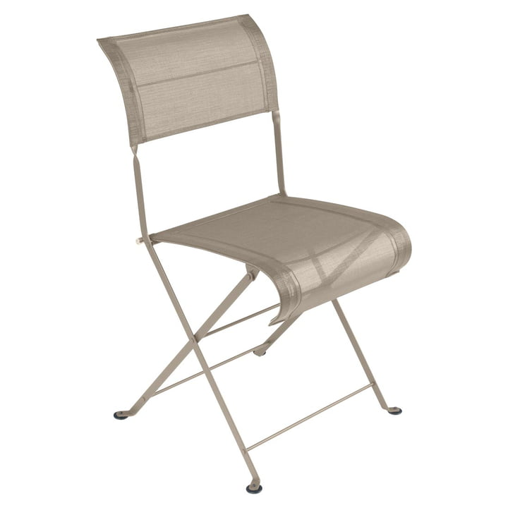Dune Folding chair from Fermob in Muscat