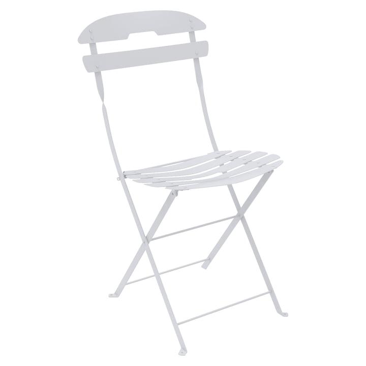 La Môme Chair by Fermob in Cotton White
