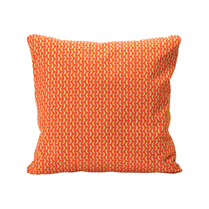 Cushion Bananes 70 x 70 cm by Fermob in Capucine