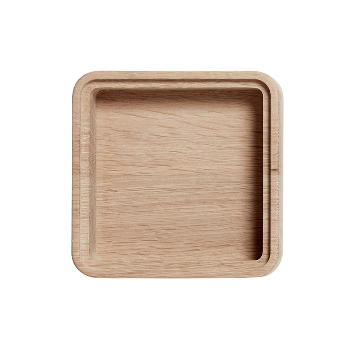 Create Me Box 12 x 12 cm by Andersen Furniture out of Oak with 1 Compartment