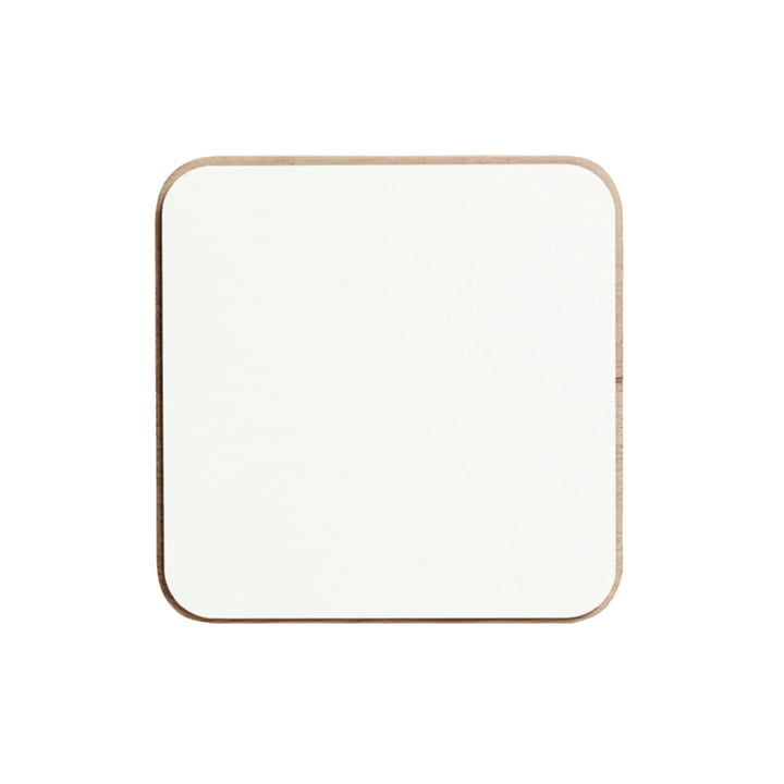 Create Me Lid for Box 12 x 12 cm by Andersen Furniture in Alpino White