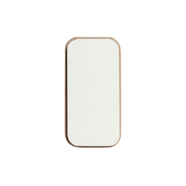 Create Me Lid for Box 6 x 12 cm by Andersen Furniture in Alpino White