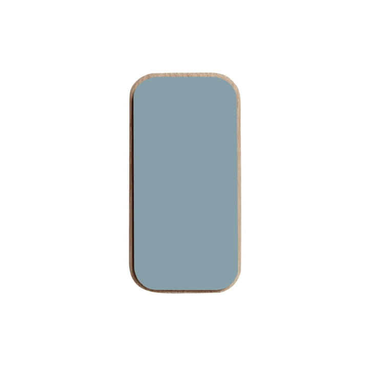 Create Me Lid for Box 6 x 12 cm by Andersen Furniture in Oslo Blue