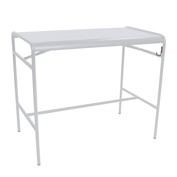 Fermob - Luxembourg Bar Table 73 x 126 cm, cotton white