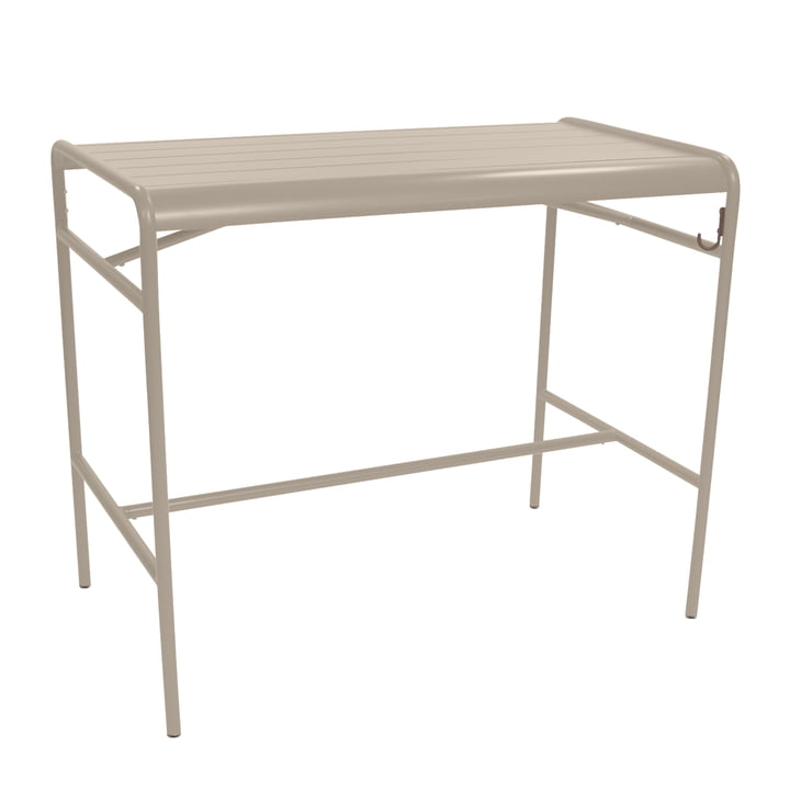 Fermob - Luxembourg Bar Table 73 x 126 cm, nutmeg