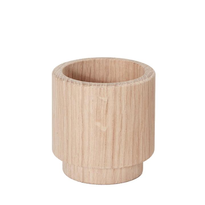 Create Me Candleholder 3.5 cm by Andersen Furniture in Oak