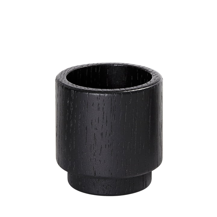 Create Me Tea Light Holder 5 cm by Andersen Furniture in Diamond Black
