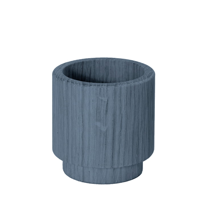 Create Me Tea Light Holder 5 cm by Andersen Furniture in Oslo Blue