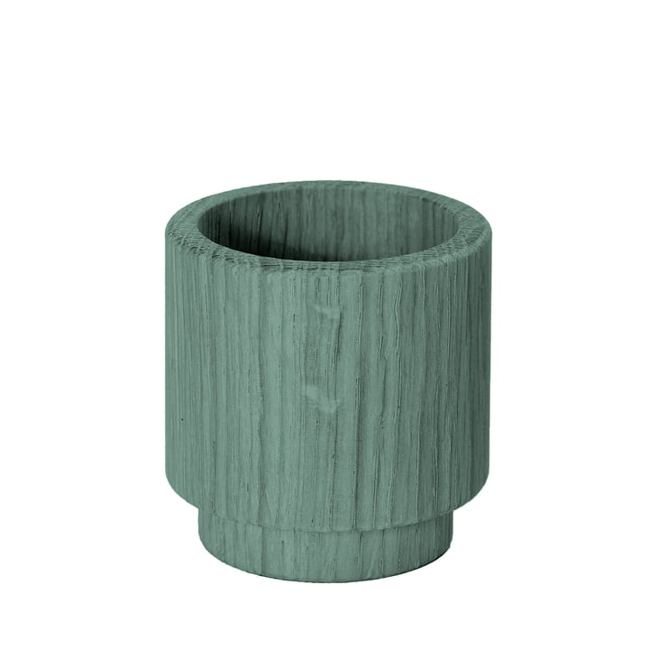 Create Me Tea Light Holder 5 cm by Andersen Furniture in Ocean Grey