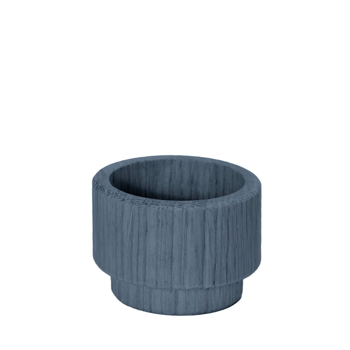 Create Me Tea Light Holder 3.5 cm by Andersen Furniture in Oslo Blue