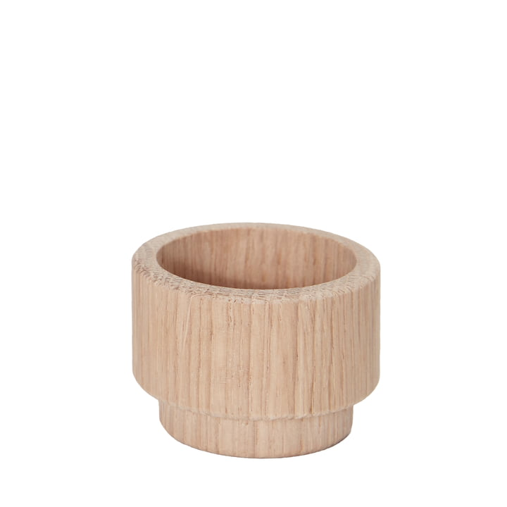 Create Me Tea Light Holder 3.5 cm by Andersen Furniture in Oak