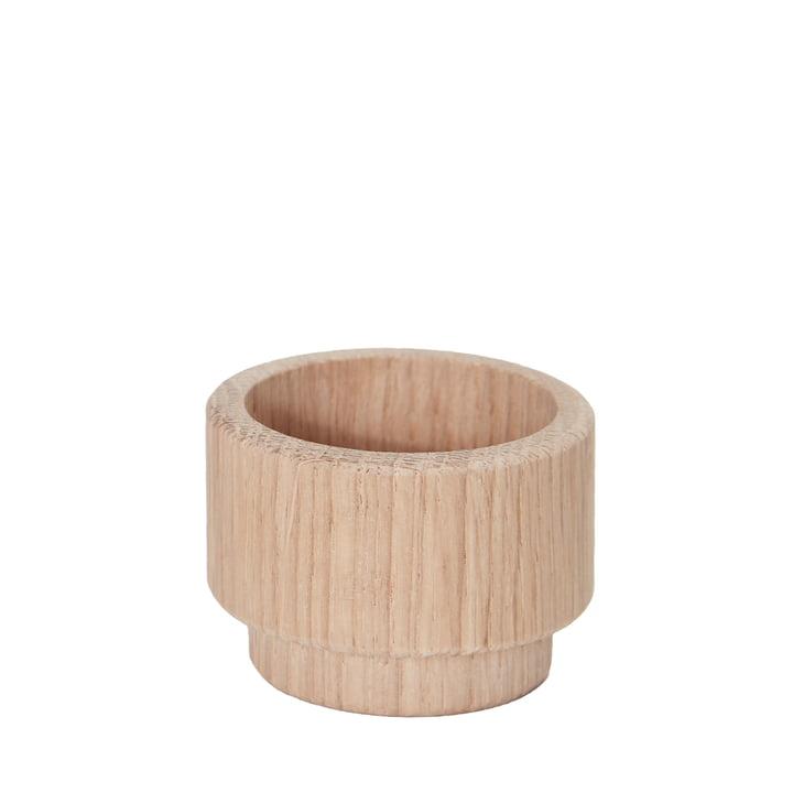 Create Me Tea Light Holder 3.5 cm by Andersen Furniture in Oak