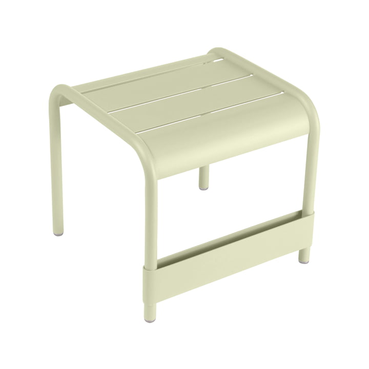 Fermob - Luxembourg Low Table / Stool, willow green