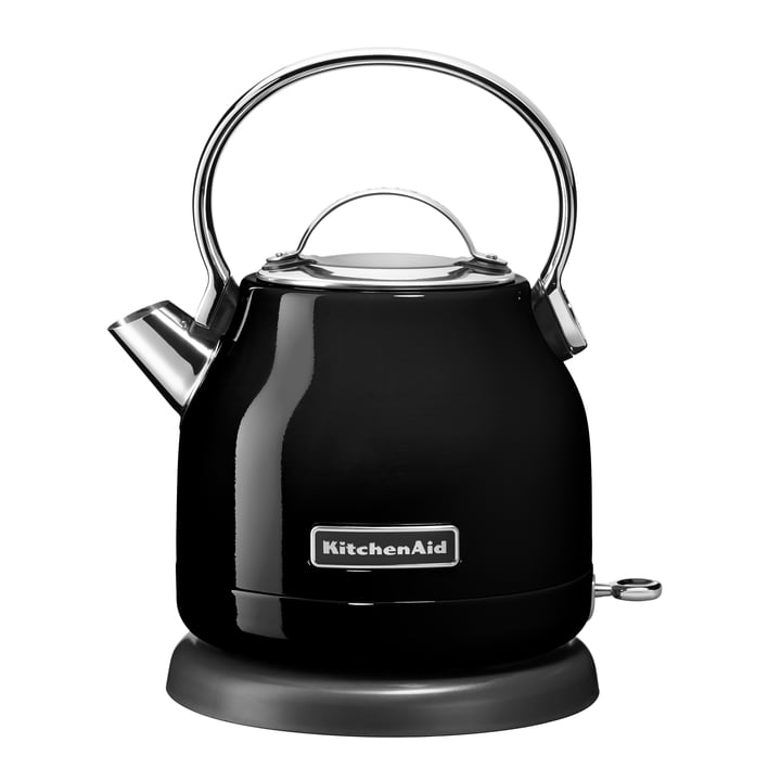 KitchenAid - Kettle 1,25 l (5KEK1222), onyx black