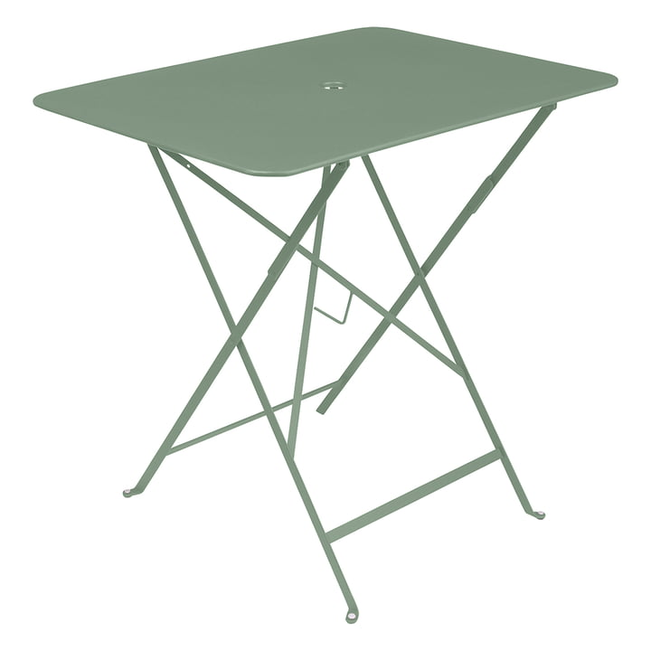 Bistro Folding table 77 x 57 cm from Fermob in cactus