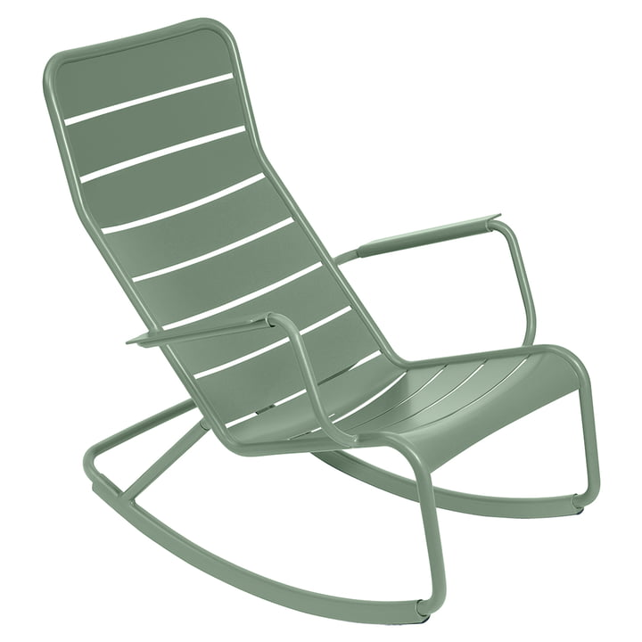 Fermob - Luxembourg Rocking Chair, cactus