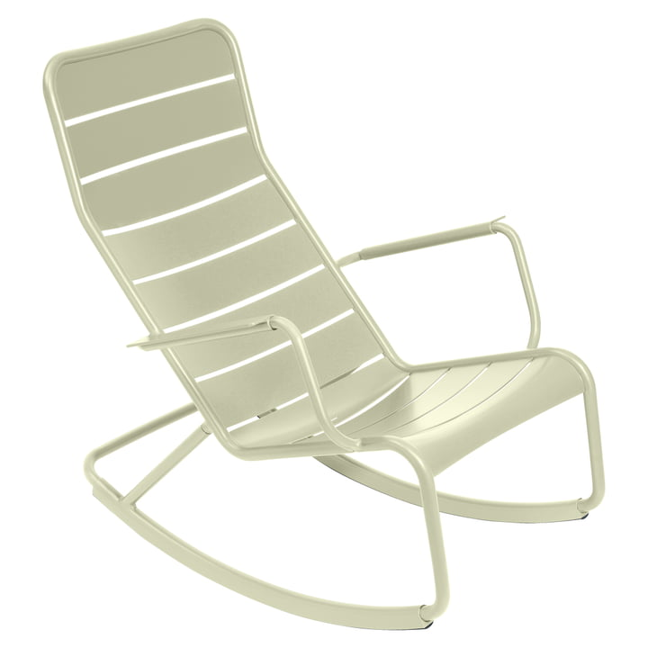 Fermob - Luxembourg Rocking Chair, willow green
