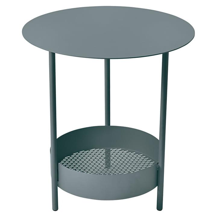 Fermob - Salsa Side Table, storm grey