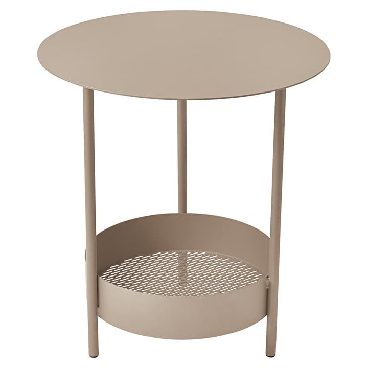 Fermob - Salsa Side Table, nutmeg