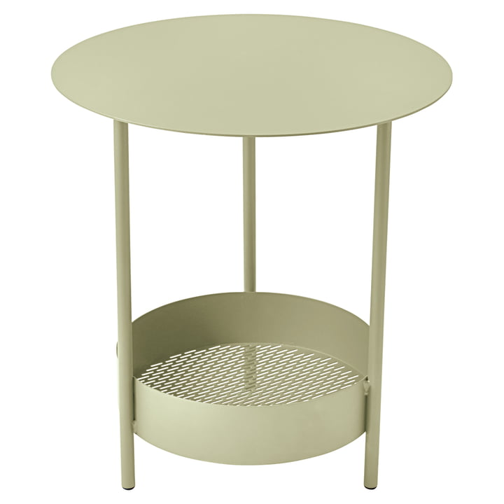 Fermob - Salsa Side Table, willow green