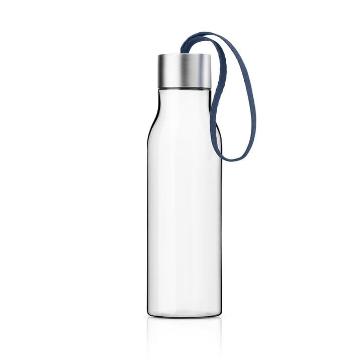 Drinking bottle 0,5 l from Eva Solo in Navy Blue