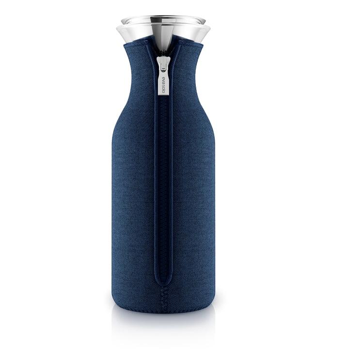 Eva Solo - Fridge Carafe 3D 1.0 l, navy blue