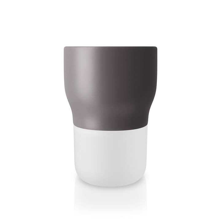 Self-watering Herb Pot Ø 11 cm by Eva Solo in Nordic Grey