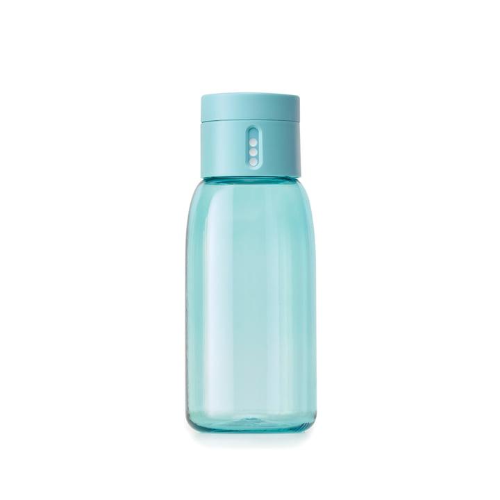 Joseph Joseph - Dot water bottle 400 ml, turquoise