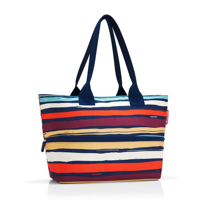 reisenthel - shopper e1, artist stripes