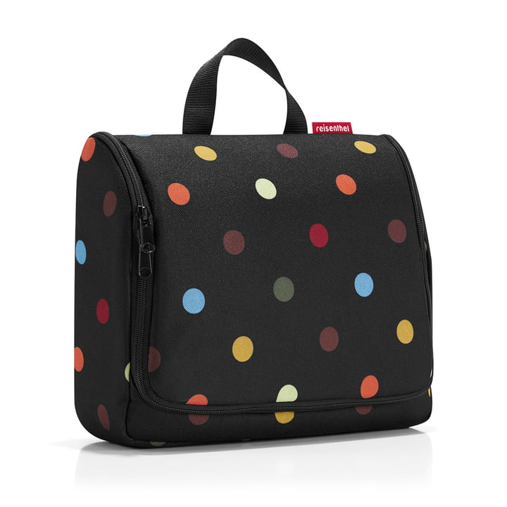 toiletbag XL from reisenthel in dots