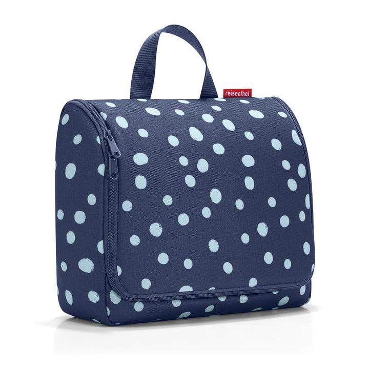 Toiletbag XL by reisenthel, Spots Navy