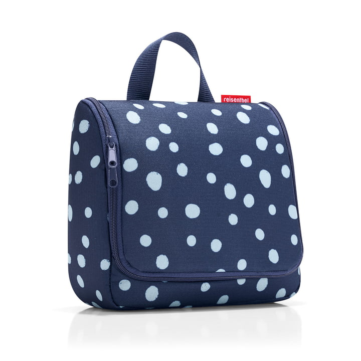 reisenthel - toiletbag, spots navy