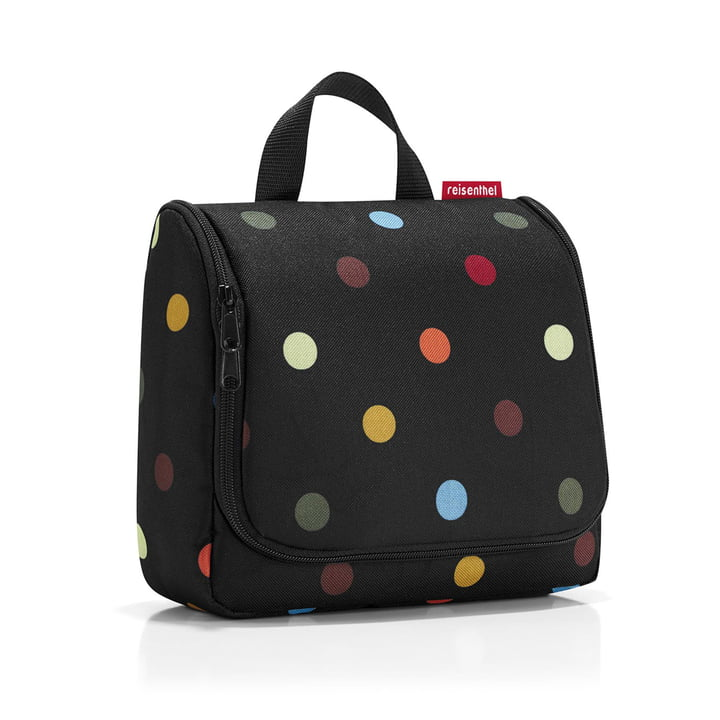 toiletbag by reisenthel in dots