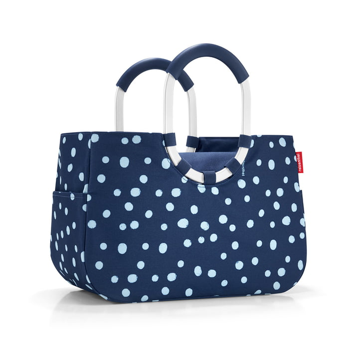 reisenthel - Loopshopper M, spots navy