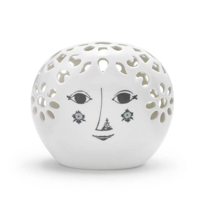 Flower vase H 13.5 cm by Bjørn Wiinblad