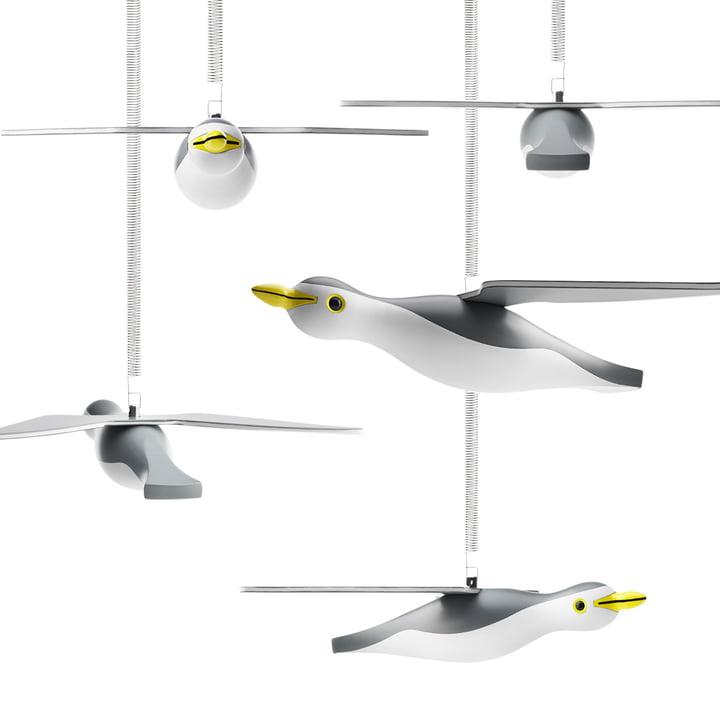 Seagull Mobile by Kay Bojesen Denmark