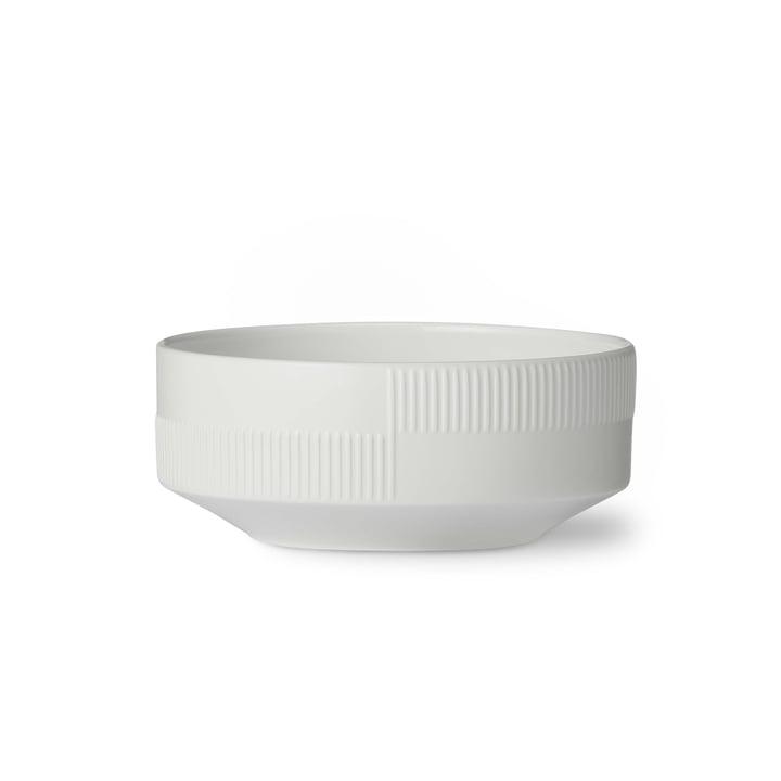 Duet Bowl Ø 13 cm by Rosendahl in White