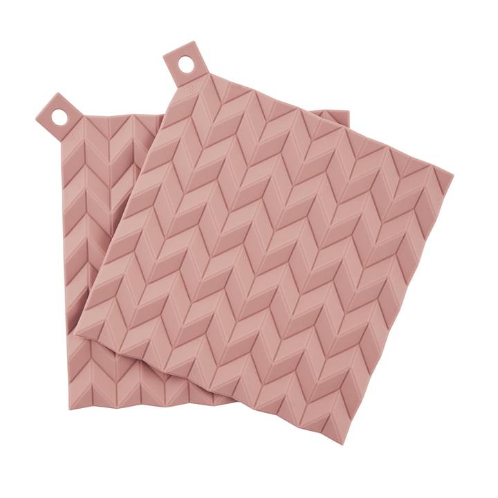 Rig-Tig by Stelton - Hold-On Potholder Set (set of 2), pink