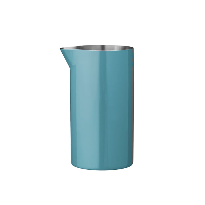 Stelton - Cylinda-Line Creamer, dusty teal (50th anniversary edition)