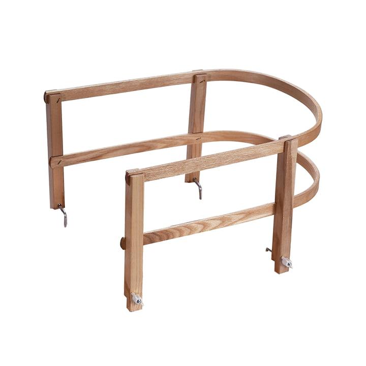 Sirch - Kids Backrest for Sledges, steam-bent solid wood