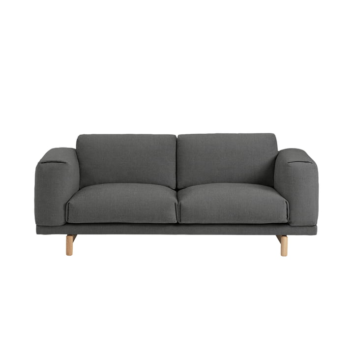 Rest Studio Sofa 2-seater Remix 163 by Muuto