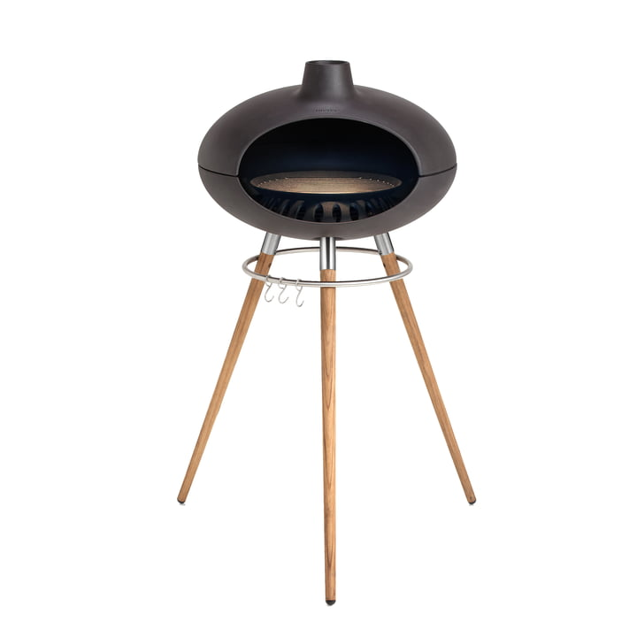 Forno Grill II from Morsø in black