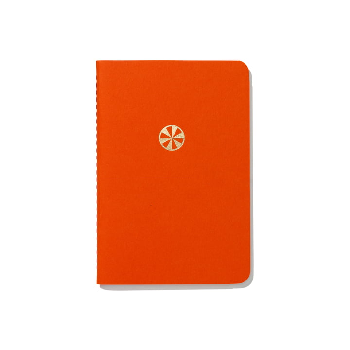 Softcover Pocket Notebook Wheel by Vitra
