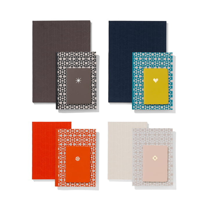 Notebook Softcover and hardcover by Vitra