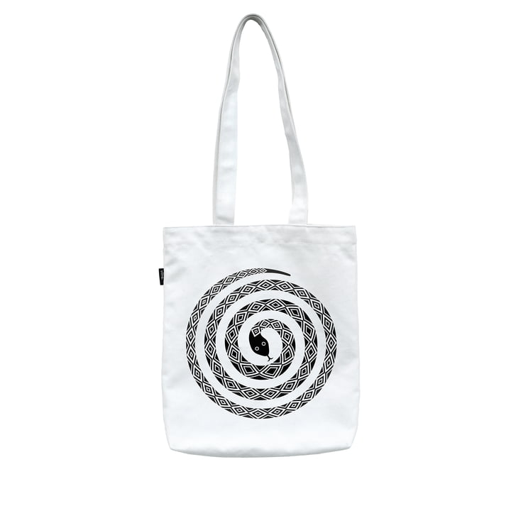Graphic Bag Snake by Vitra